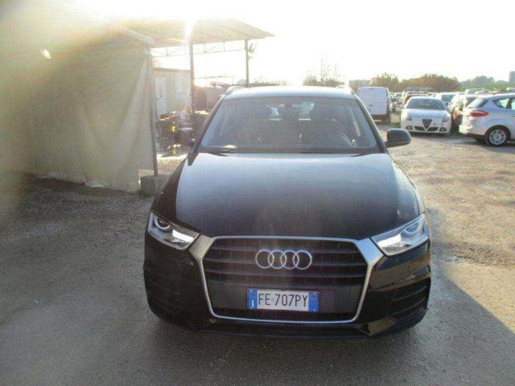 audi q3 occasion prix 28 750 voiture audi q3 vendre mascus france. Black Bedroom Furniture Sets. Home Design Ideas