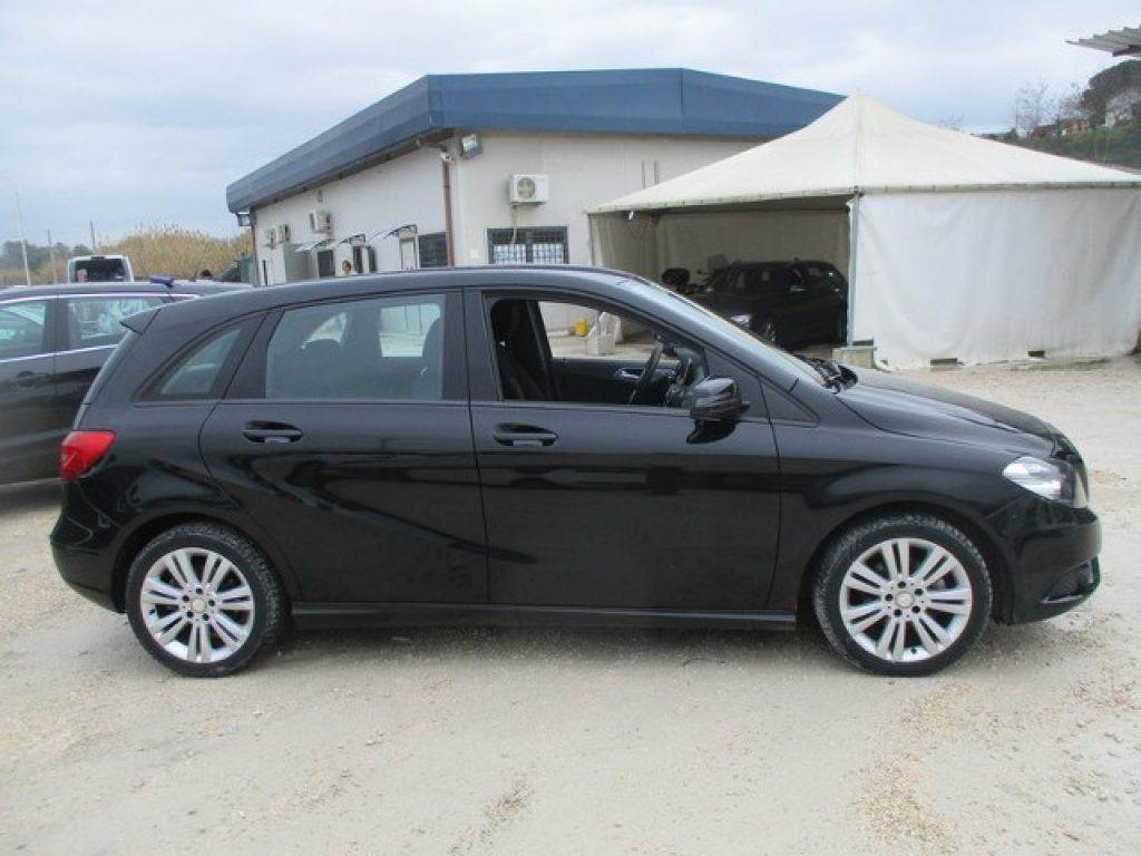Used mercedes benz b 160 cars price 18 096 for sale for Mercedes benz for sale in usa