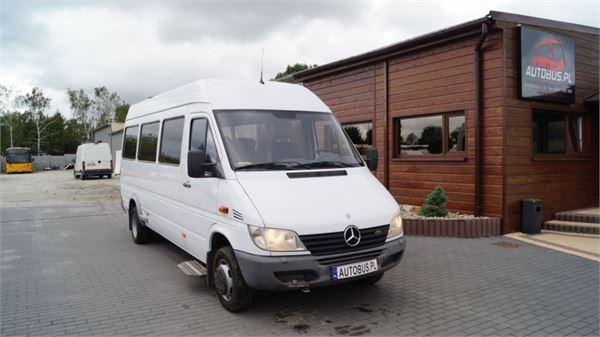 mercedes benz sprinter 416 cdi minibusse gebraucht kaufen und verkaufen bei e089deaf. Black Bedroom Furniture Sets. Home Design Ideas