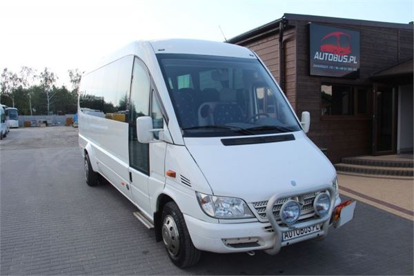 mercedes benz sprinter 616 cdi sunset occasion prix 24 395 ann e d 39 immatriculation 2005. Black Bedroom Furniture Sets. Home Design Ideas