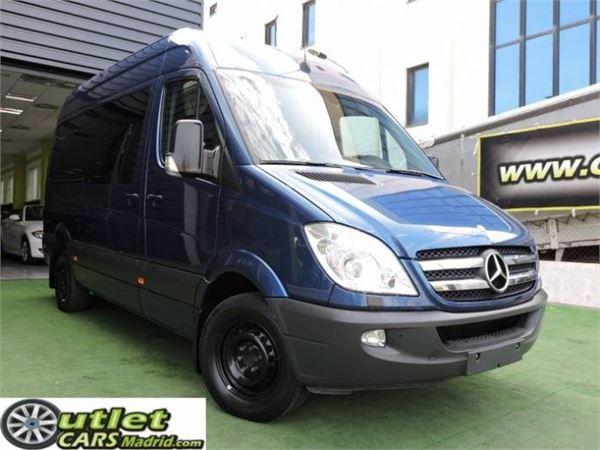 Used mercedes benz sprinter caravan panel vans year 2011 for Mercedes benz vans usa