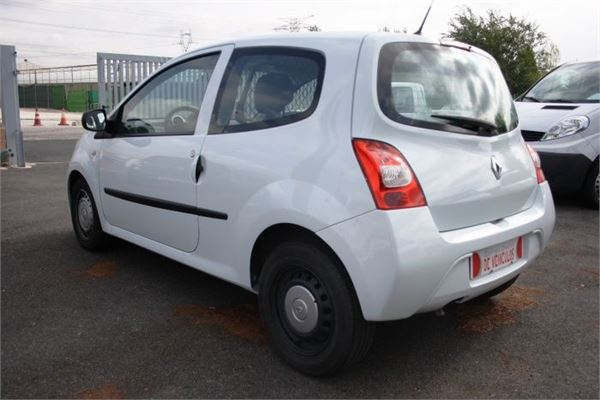 used renault twingo societ 1 5 dci 75 panel vans year 2011 price 5 306 for sale mascus usa. Black Bedroom Furniture Sets. Home Design Ideas