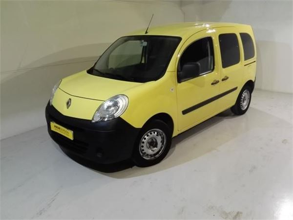 renault kangoo 1 5 dci 75cv 5p attractive occasion prix 8 500 ann e d. Black Bedroom Furniture Sets. Home Design Ideas