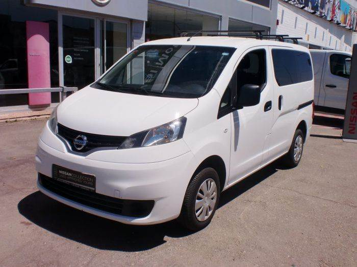 used nissan nv200 combi 5 comfort panel vans year 2012 price us 11 127 for sale. Black Bedroom Furniture Sets. Home Design Ideas