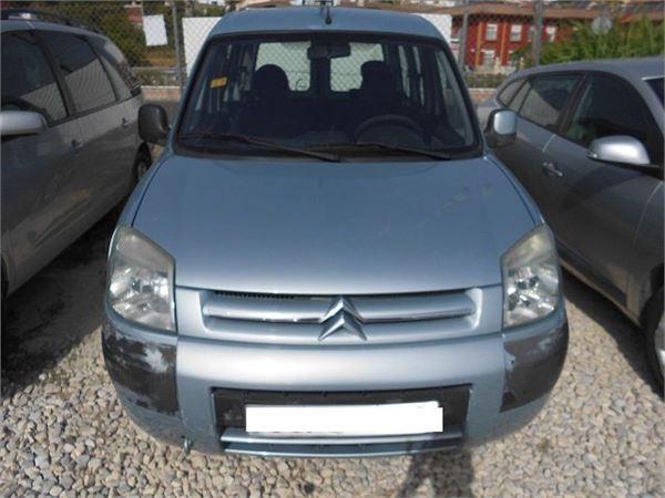 Citroën Berlingo Combi 2.0HDI Magic til salgs, 2004 i málaga, Spania - brukte varebiler - Mascus ...