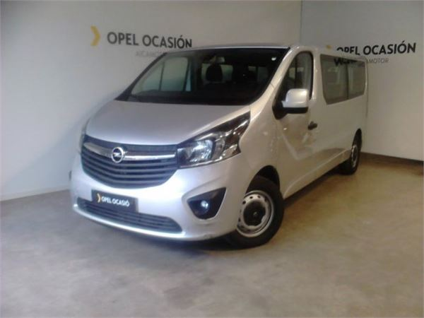 opel vivaro 1 6cdti 125cv combi9 bi turbo preis baujahr 2017 lieferwagen gebraucht. Black Bedroom Furniture Sets. Home Design Ideas