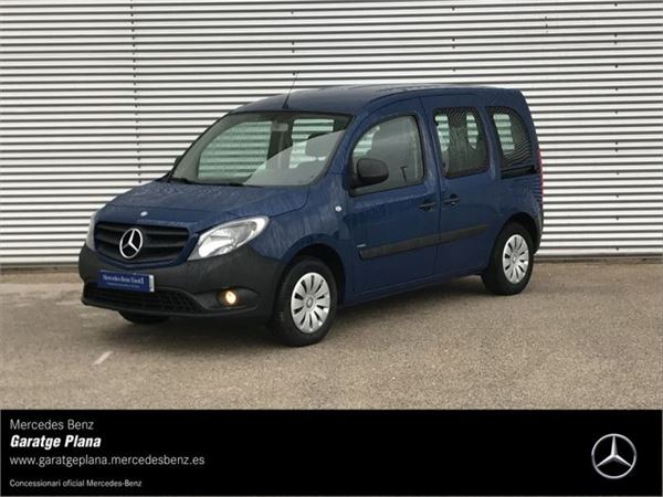 mercedes benz citan combi citan 109 cdi combi llrg. Black Bedroom Furniture Sets. Home Design Ideas