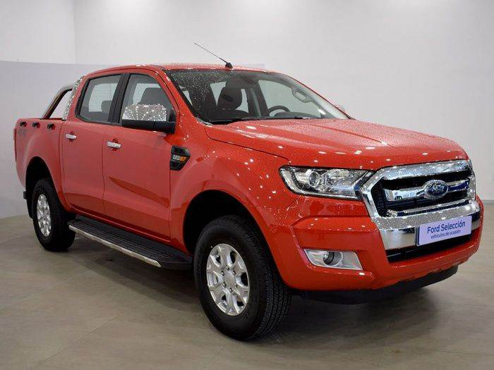 ford ranger 2 2 tdci 118kw 4x4 doble cab xlt s s occasion. Black Bedroom Furniture Sets. Home Design Ideas