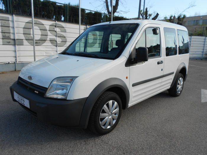used ford transit connect ft tourneo 210 s panel vans year 2004 price 4 515 for sale mascus usa. Black Bedroom Furniture Sets. Home Design Ideas