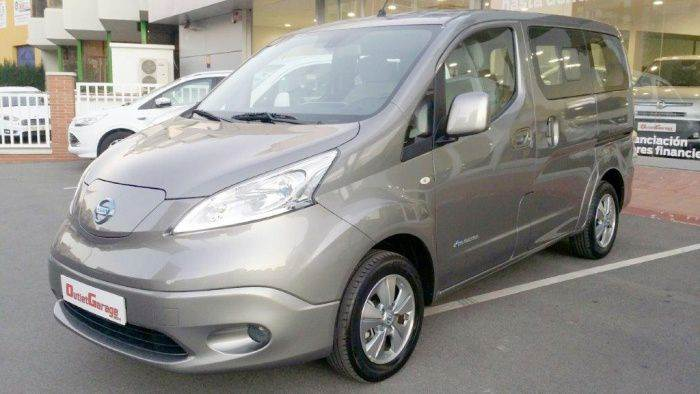 used nissan evalia e nv200 5 panel vans year 2016 price. Black Bedroom Furniture Sets. Home Design Ideas