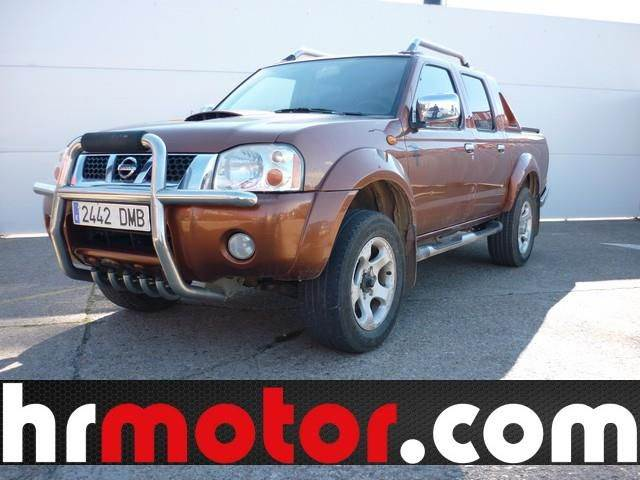 nissan pick up 4x4 dcb navara preis baujahr. Black Bedroom Furniture Sets. Home Design Ideas