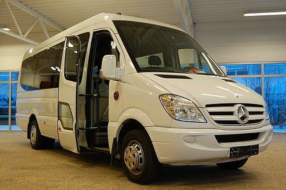 mercedes benz radius 519 occasion prix 70 179 ann e d 39 immatriculation 2011 minibus. Black Bedroom Furniture Sets. Home Design Ideas
