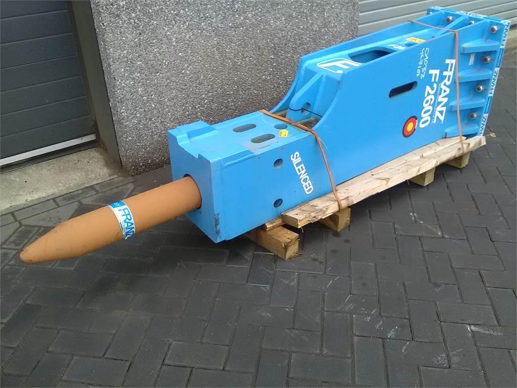 Franz F2600 Hydr.Hammer