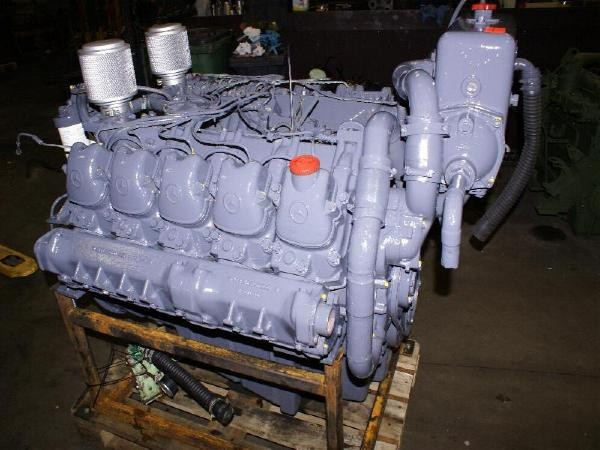 Used mercedes benz om 403 marine engines year 2012 for for Mercedes benz marine engines