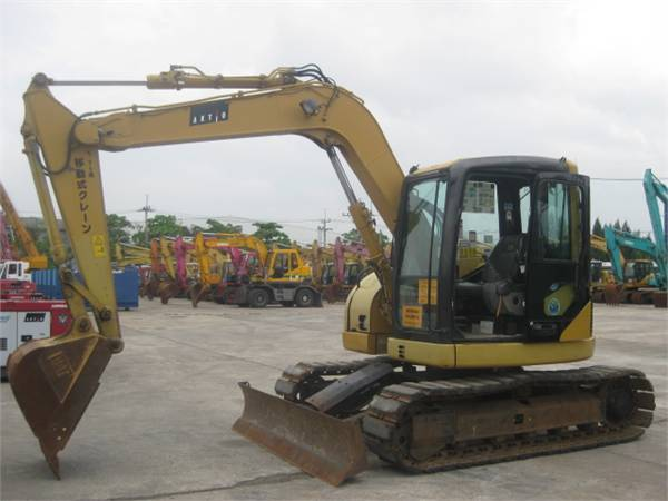 Used Caterpillar 308C ...