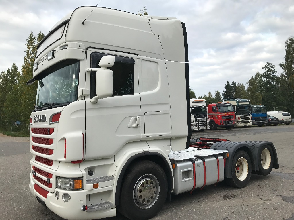 used scania r 560 6x2 topline tractor units year 2012 price 64 942 for sale mascus usa. Black Bedroom Furniture Sets. Home Design Ideas