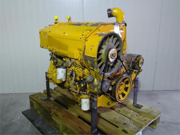 Used deutz bf4l913 engines for sale mascus usa for Deutz motor for sale