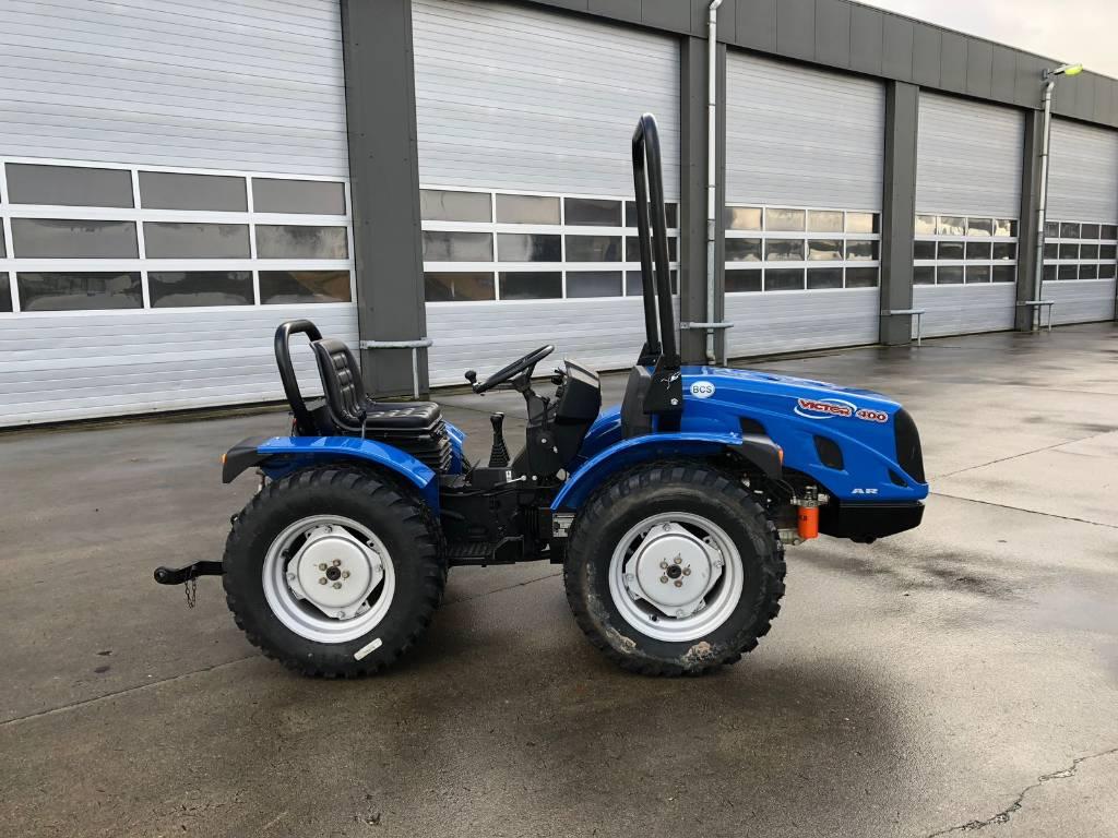 BCS -victor-400 - Bouwjaar: 2012 - Tweedehands tractoren ...