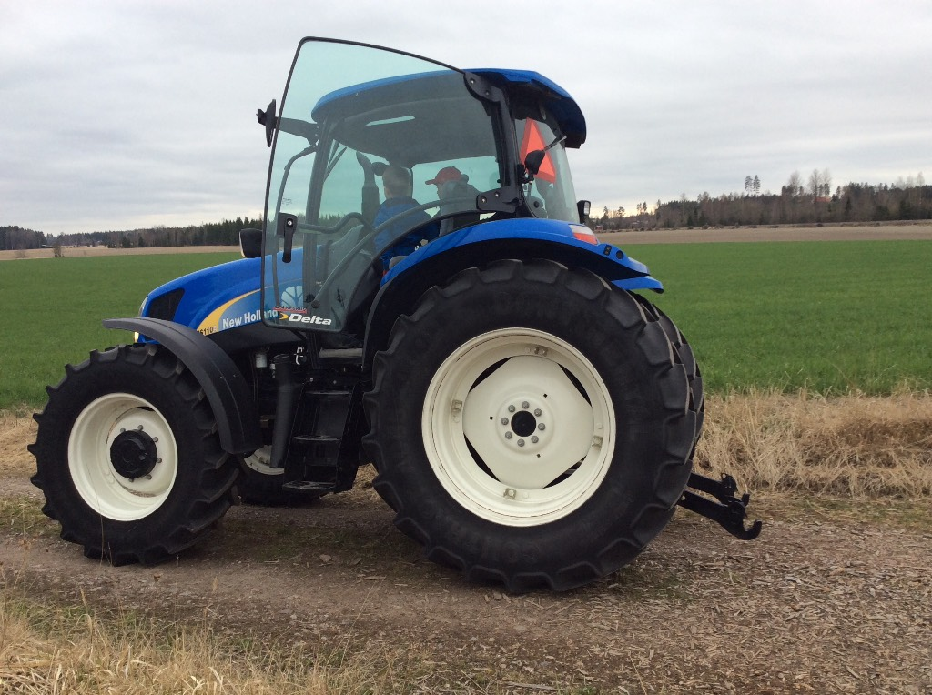 New Holland Tractors Used : Used new holland ts a tractors year price