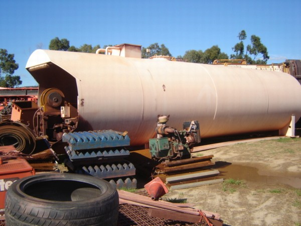 Used Tank 55 000 Litre Diesel Fuel Tanks Year 2000 For