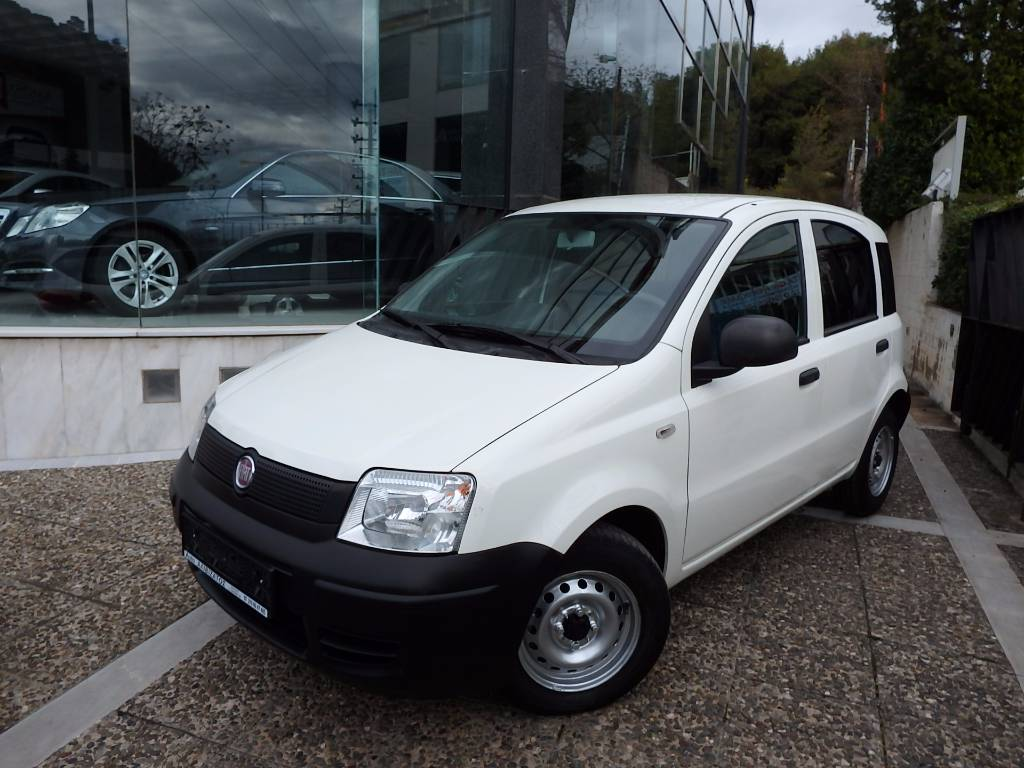 fiat panda 1 2 van active a c eu 5 pick up dropside. Black Bedroom Furniture Sets. Home Design Ideas
