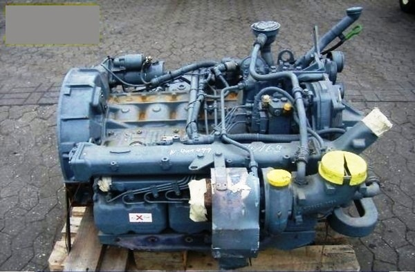 Used MAN MAN-Motor D 0836 LUH 02 / D0836LUH02 engines Year ...