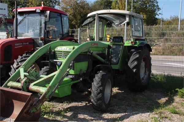 deutz fahr 6206 schlepper gebrauchte traktoren gebraucht kaufen und verkaufen bei. Black Bedroom Furniture Sets. Home Design Ideas