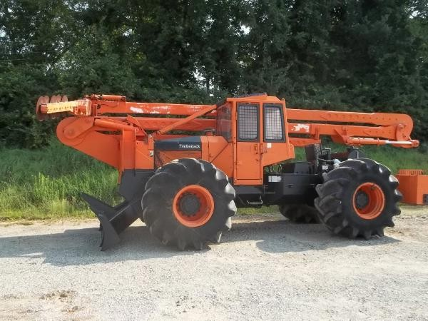 Timberjack 350 Tree Trimmer, Price: $100,420