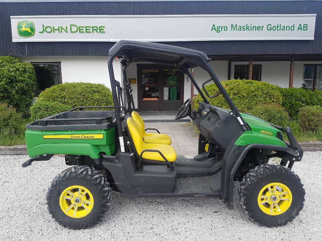 john deere xuv 550 rgang 2014 atv 39 er id b6135908 mascus denmark. Black Bedroom Furniture Sets. Home Design Ideas