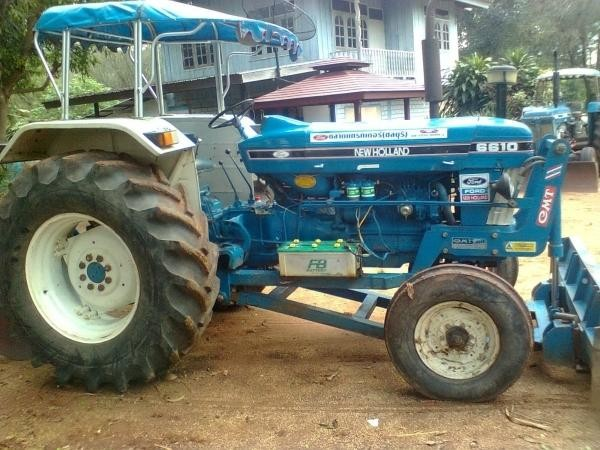 Ford 6600 Tractor : Ford tractors price £ year of manufacture