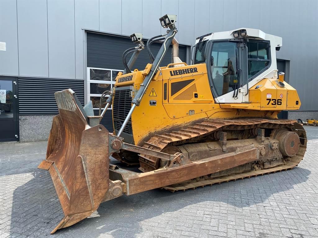 Liebherr PR 736 XL (3.178 hrs)