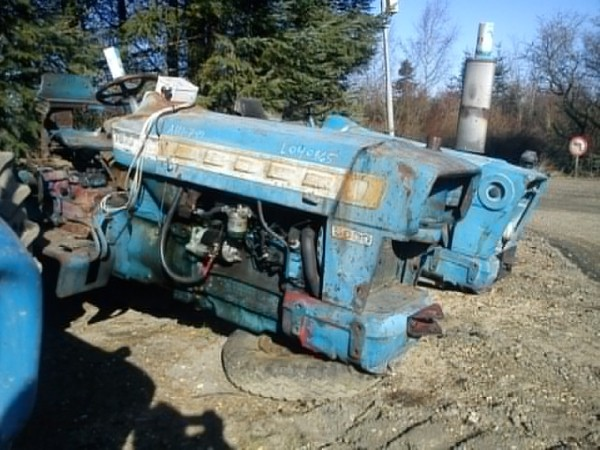 Used Ford 5000 Tractors Year 1965 For Sale Mascus Usa