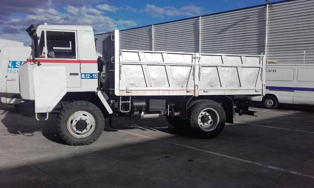 Ipv m12 15 llanera asturias a o de fabricaci n 1996 for Camiones usados en asturias