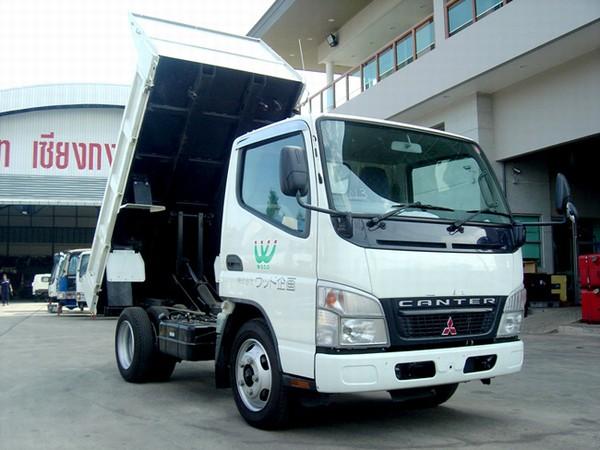 used mitsubishi canter dump trucks for sale mascus usa. Black Bedroom Furniture Sets. Home Design Ideas