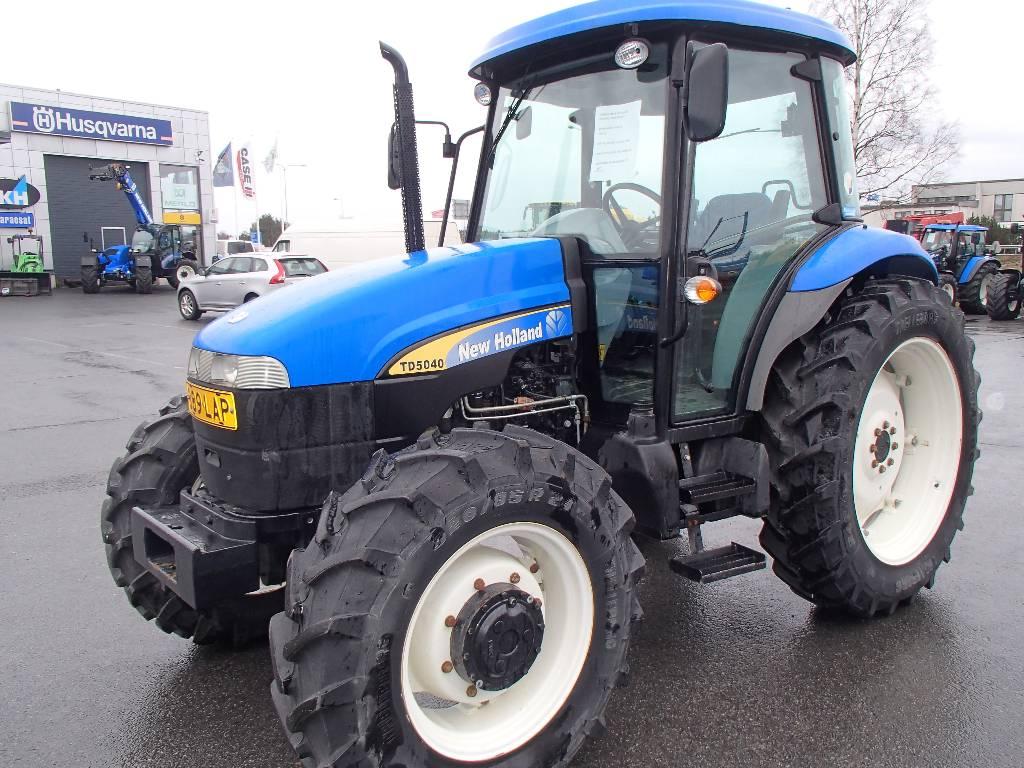 new holland td 5040 preis baujahr 2011 gebrauchte traktoren gebraucht kaufen und. Black Bedroom Furniture Sets. Home Design Ideas