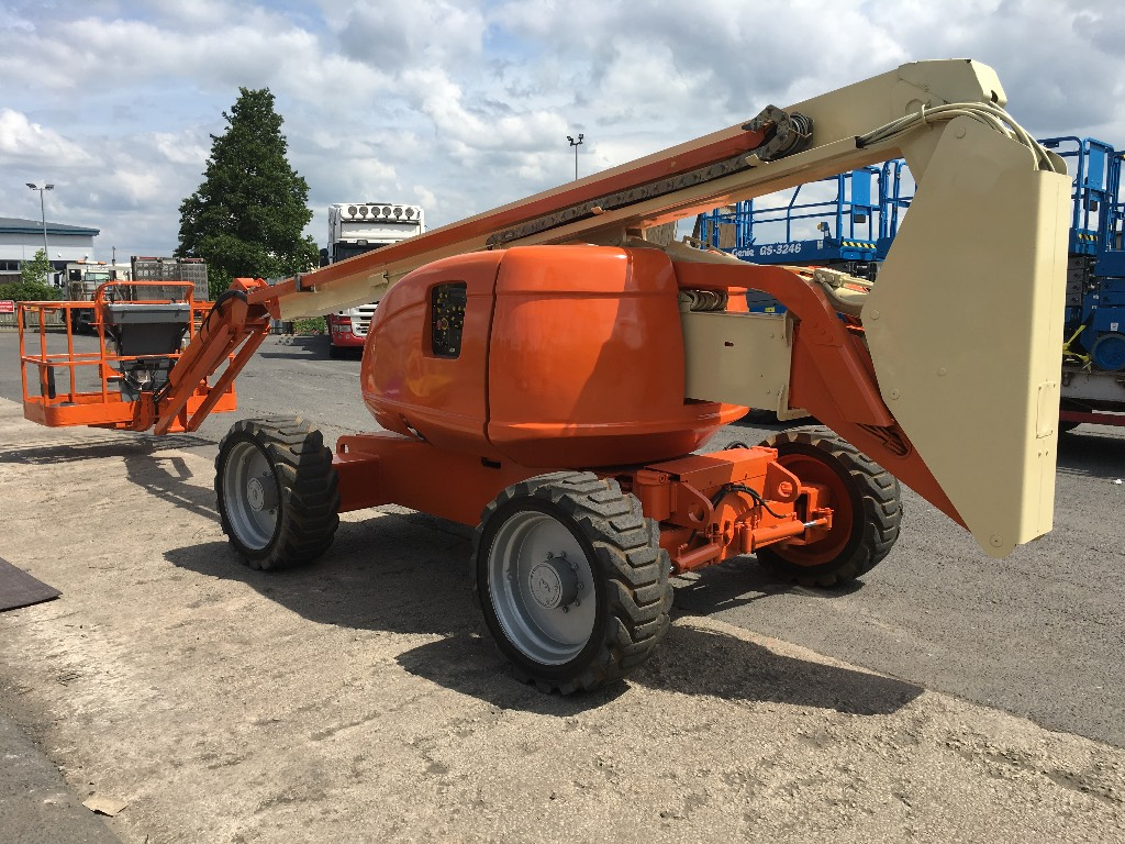 Used Jlg 600aj 4x4 Articulated Boom Lifts Year  2007 Price