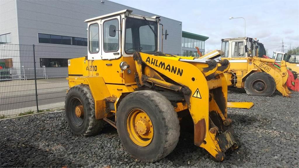 Ahlmann AZ10 (Parts only)