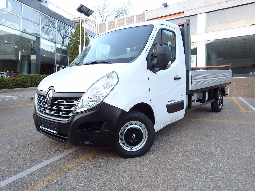 used renault master 2 3dci f3500 euro 5 pickup trucks year. Black Bedroom Furniture Sets. Home Design Ideas