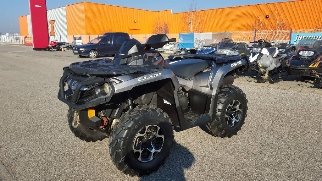 can am outlander 800 xt 4x4 occasion prix 9 400 ann e d 39 immatriculation 2012 quad can am. Black Bedroom Furniture Sets. Home Design Ideas