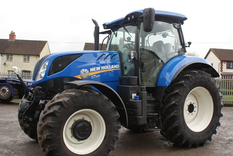 new holland baujahr 2016 gebrauchte traktoren id be3198a5 mascus deutschland. Black Bedroom Furniture Sets. Home Design Ideas