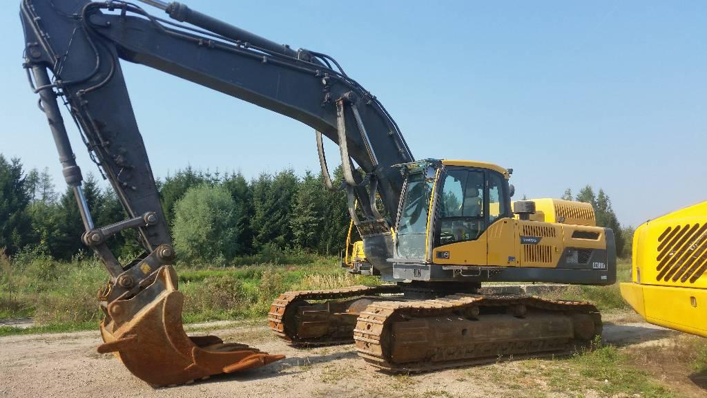 Used Volvo Ec 380 D L Crawler Excavators Year 2011 Price 83 527 For Sale Mascus Usa