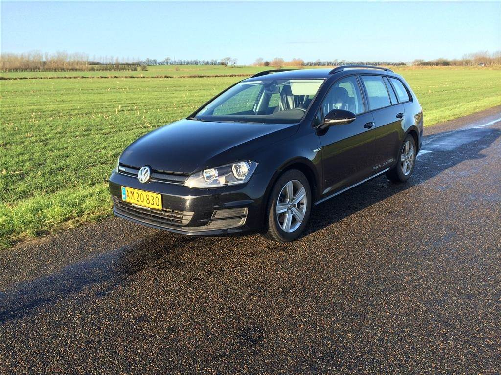 volkswagen golf 7 1 6 tdi 30 3 km l bluemotion. Black Bedroom Furniture Sets. Home Design Ideas