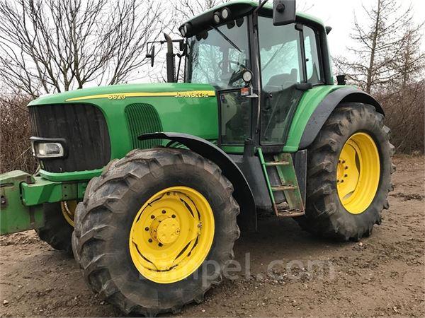 used john deere 6620 power quad tractors year 2002 price. Black Bedroom Furniture Sets. Home Design Ideas