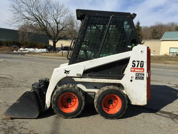 Bobcat S70 For Sale Maspeth Price 15 995 Year 2013