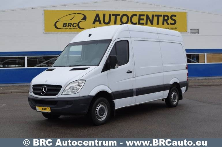 mercedes benz sprinter occasion prix 6 800 ann e d 39 immatriculation 2008 fourgon mercedes. Black Bedroom Furniture Sets. Home Design Ideas