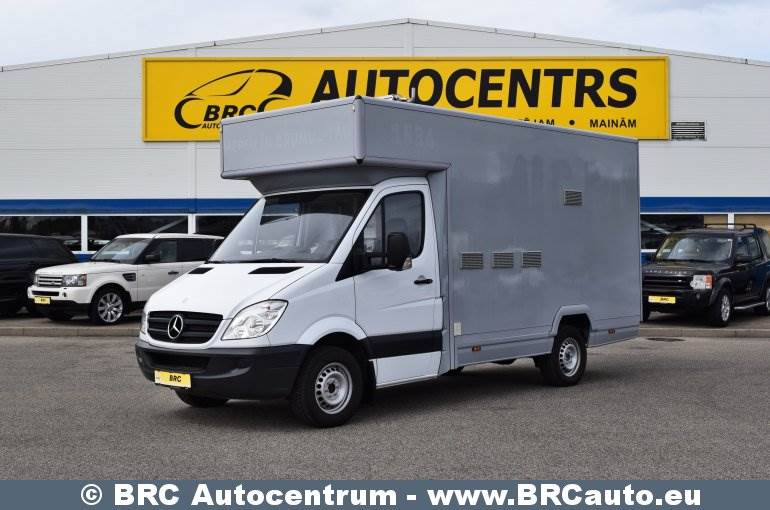mercedes benz sprinter kastenwagen gebraucht kaufen und. Black Bedroom Furniture Sets. Home Design Ideas