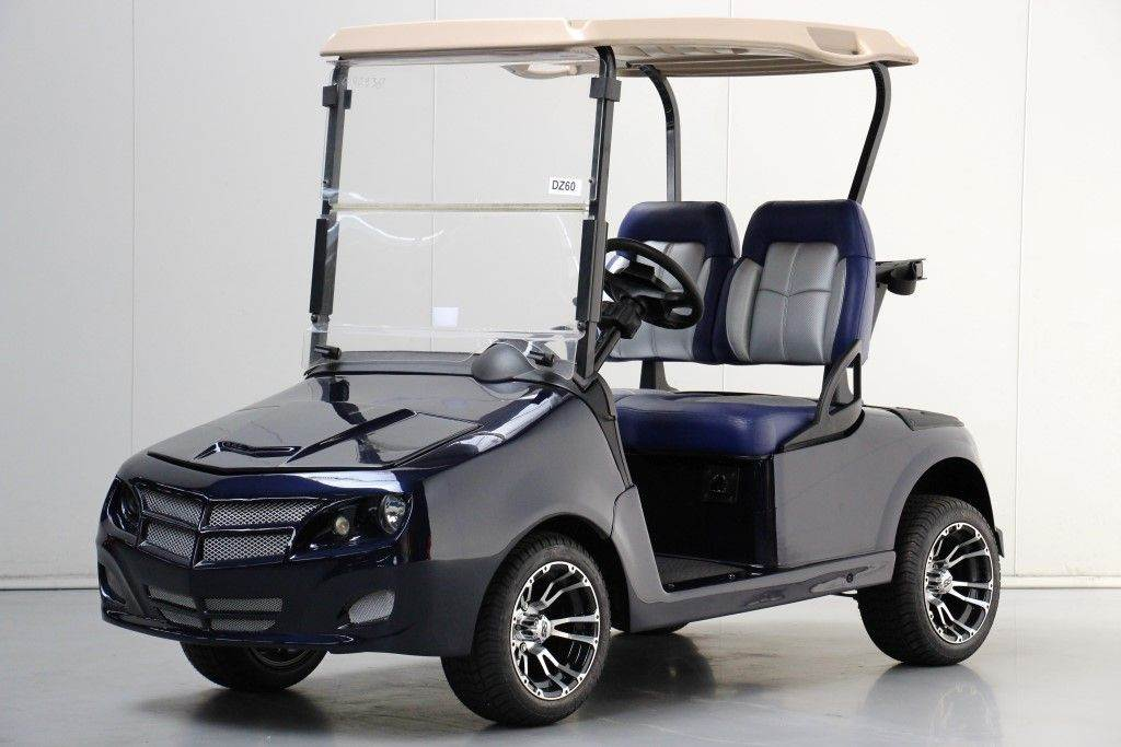 Club Car Chevrolet Golf Carts Year Of Manufacture 2012