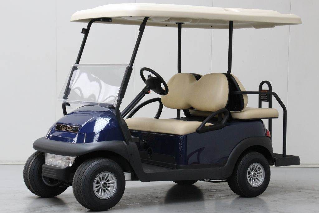 Club Car Villager 4 Golf Carts Year Of Manufacture