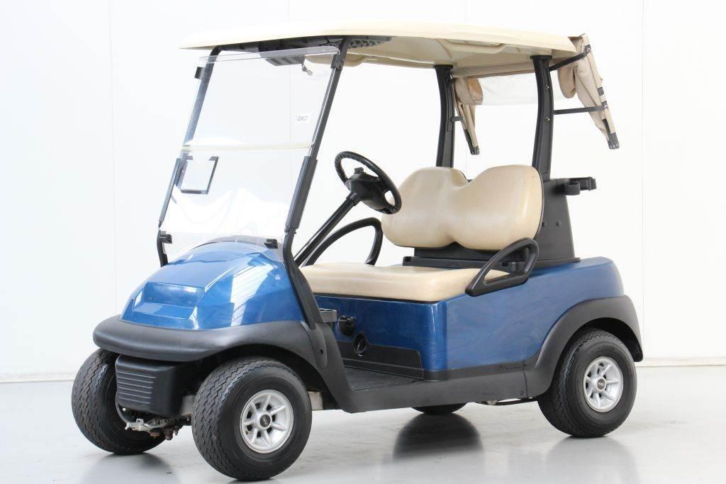 club car precedent occasion ann e d 39 immatriculation 2015 voiturette de golf club car. Black Bedroom Furniture Sets. Home Design Ideas