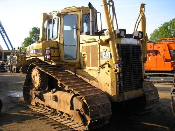 Caterpillar D6H XL SERIES 2